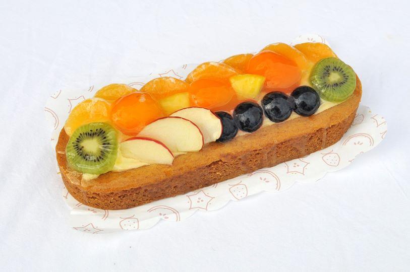 Verse fruitsloffen