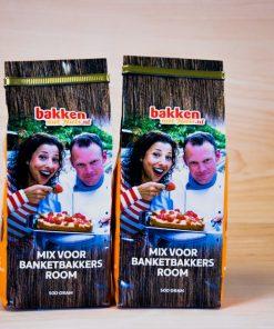 Banketbakkersroom Bakken met Niels
