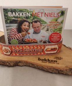 boek-slofring Bakken met Niels
