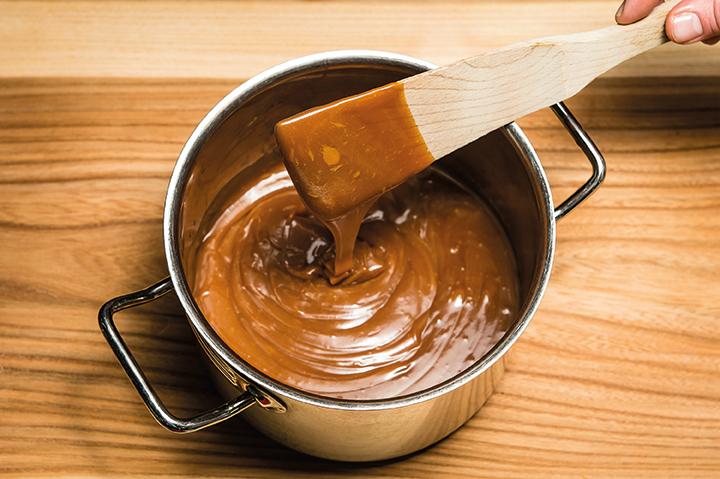 Recept voor een pan vol lekkere karamel!
