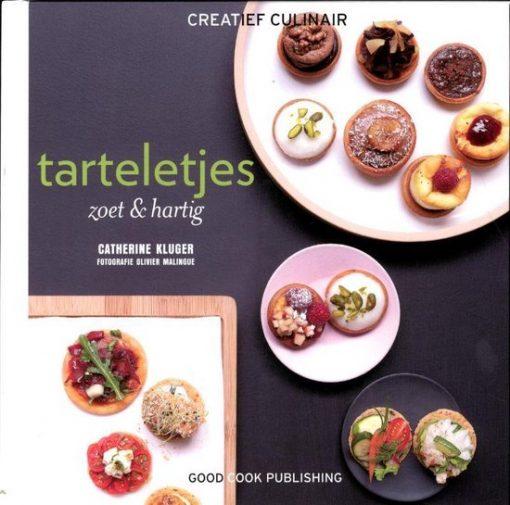 Receptenboek Bakken met Niels Tarteletjes