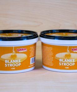 Blanke stroop voordeelverpakking 2 kilo - Bakken met Niels