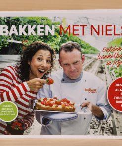 Receptenboek -Bakken met Niels