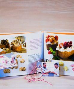 Bakken met Niels - receptenboek met Meringe Mix + Gratis verzending