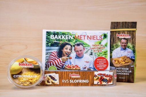 Slofring - pakket - Bakken met Niels - actie september 2021